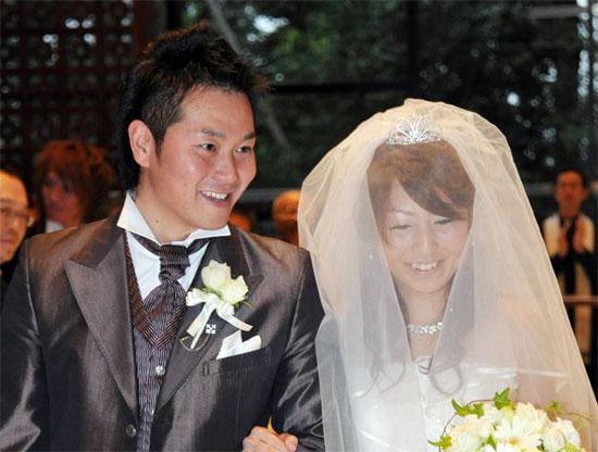 ベルザクラス 結婚写真