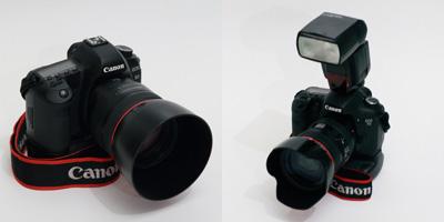 使用カメラ