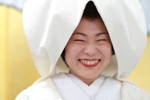 伊勢山皇大神宮(横浜)で結婚写真