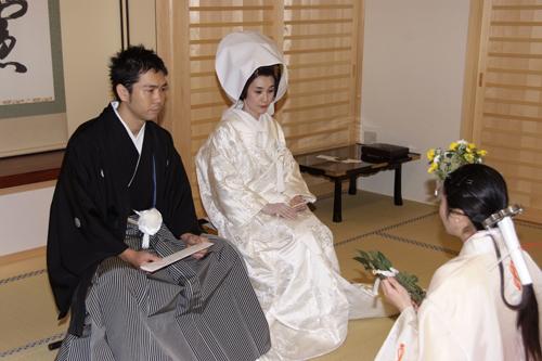 和装結婚式