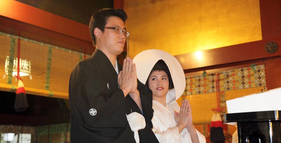 赤坂氷川神社結婚写真・ウェディング 写真