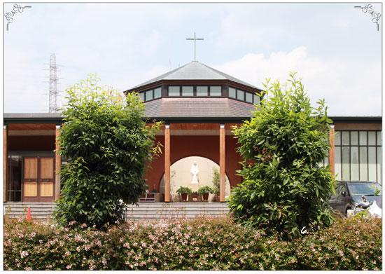 カトリック町田教会外観